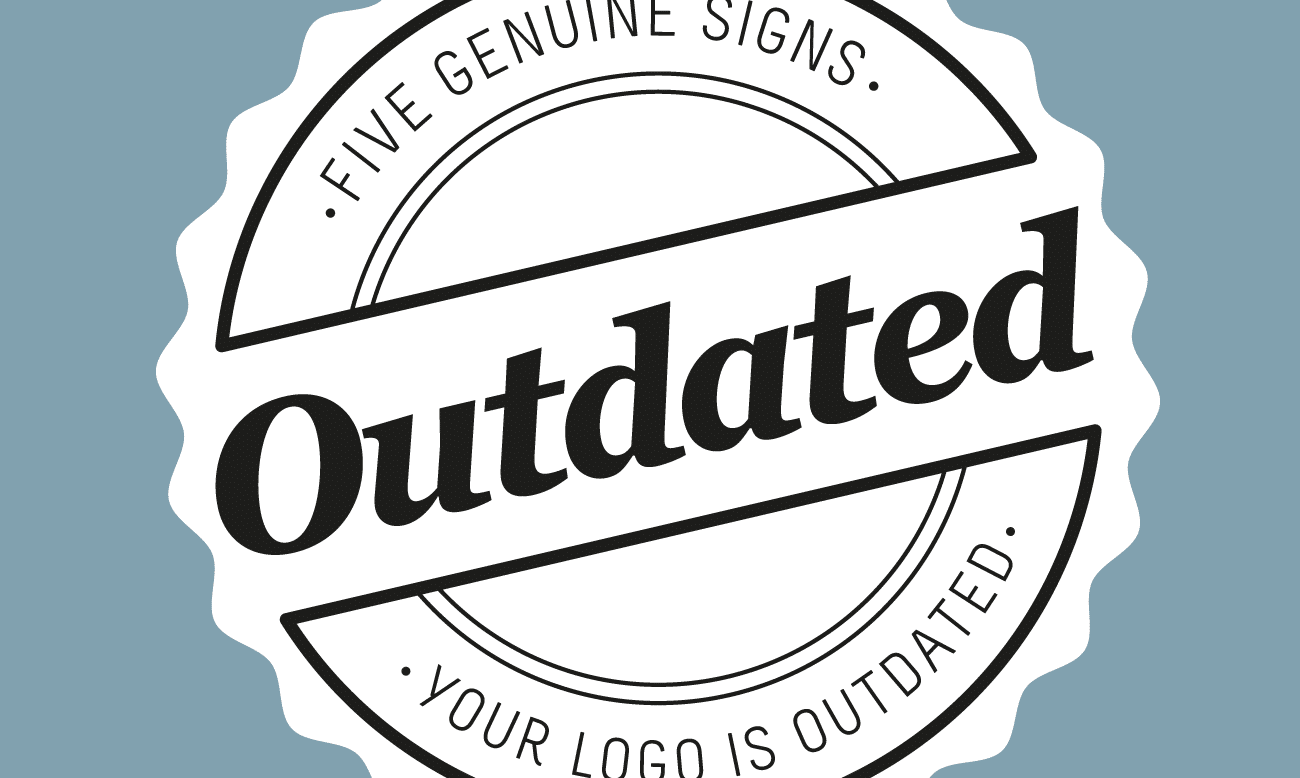 outdated logo design adelaide