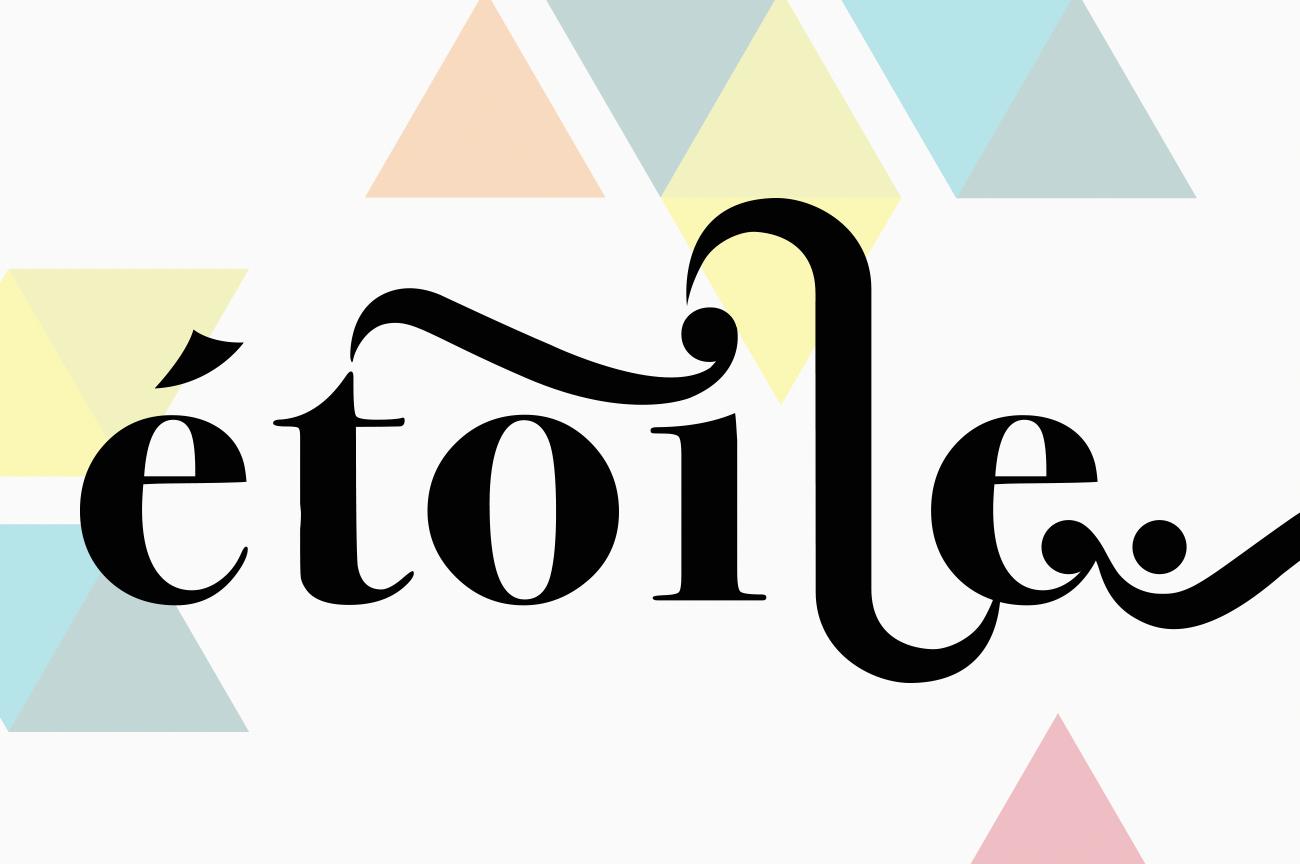 Etoile music logo design adelaide