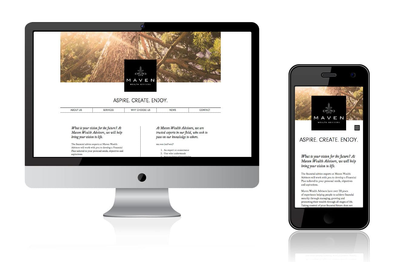 web-design-adelaide-maven