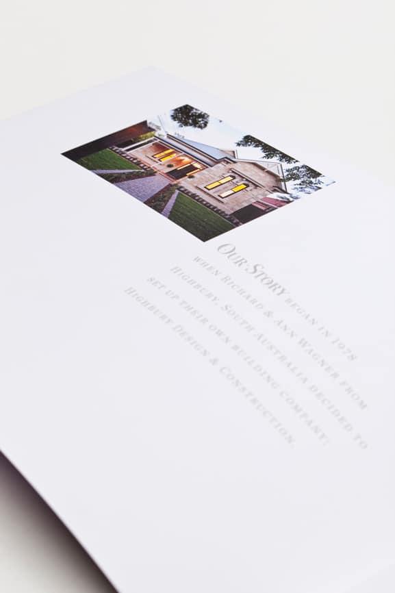 Highbury Heritage Homes Brochure