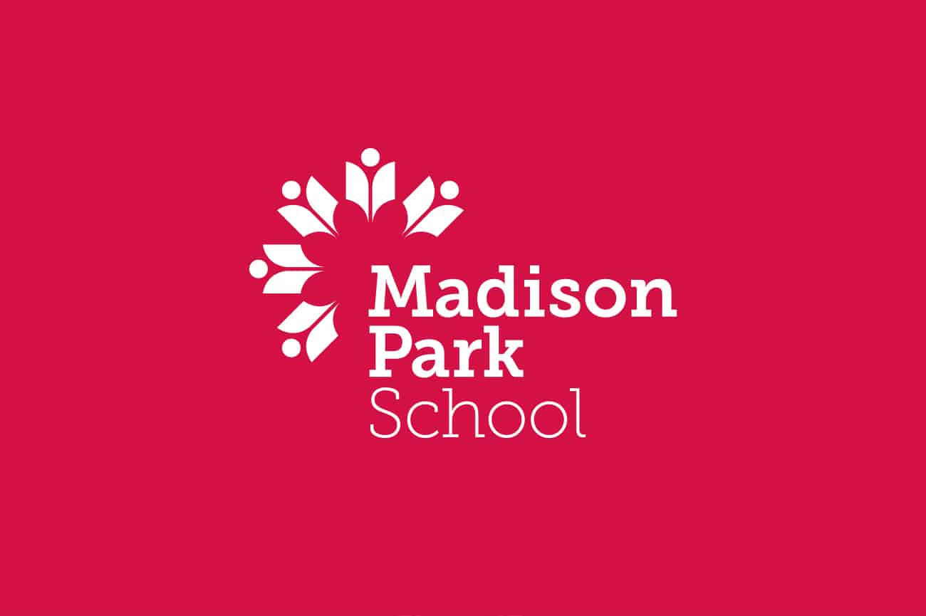 mp school logo design