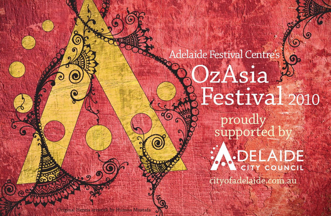 Ozasia advertising design adelaide hero
