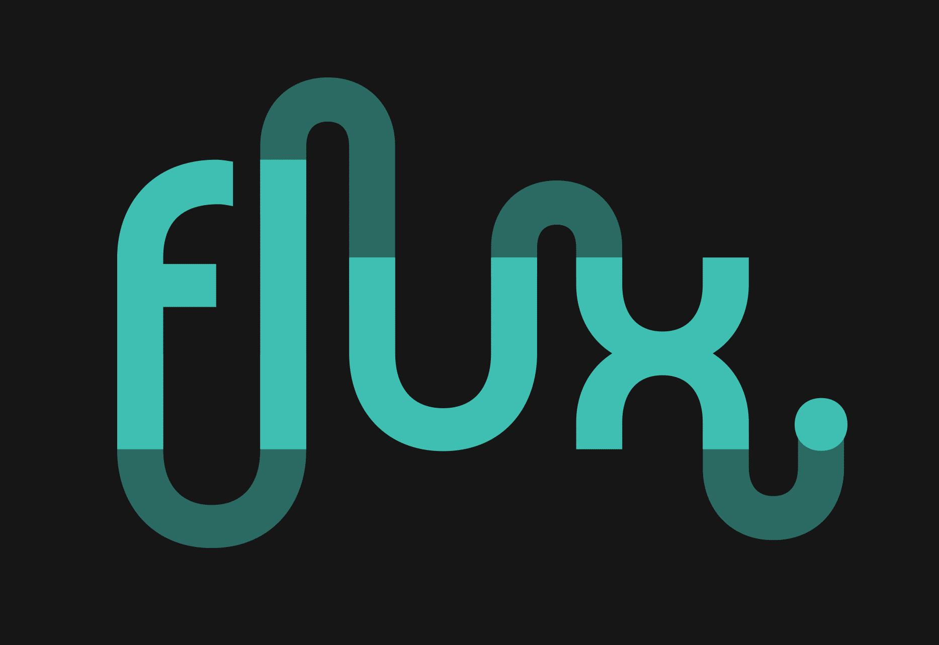 flux logo design adelaide