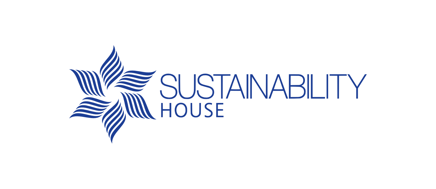 old sustainability house identity logo design adelaide