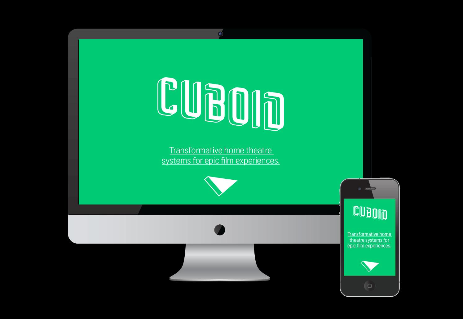 cuboid web design adelaide