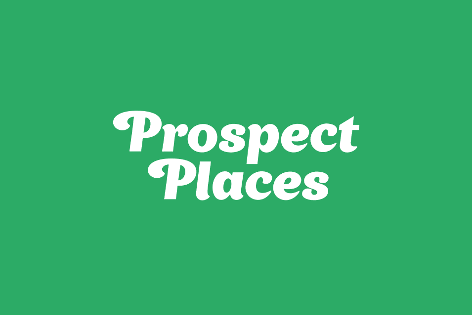 Prospect Places, web app, iPhone, responsive, mobile design, web design