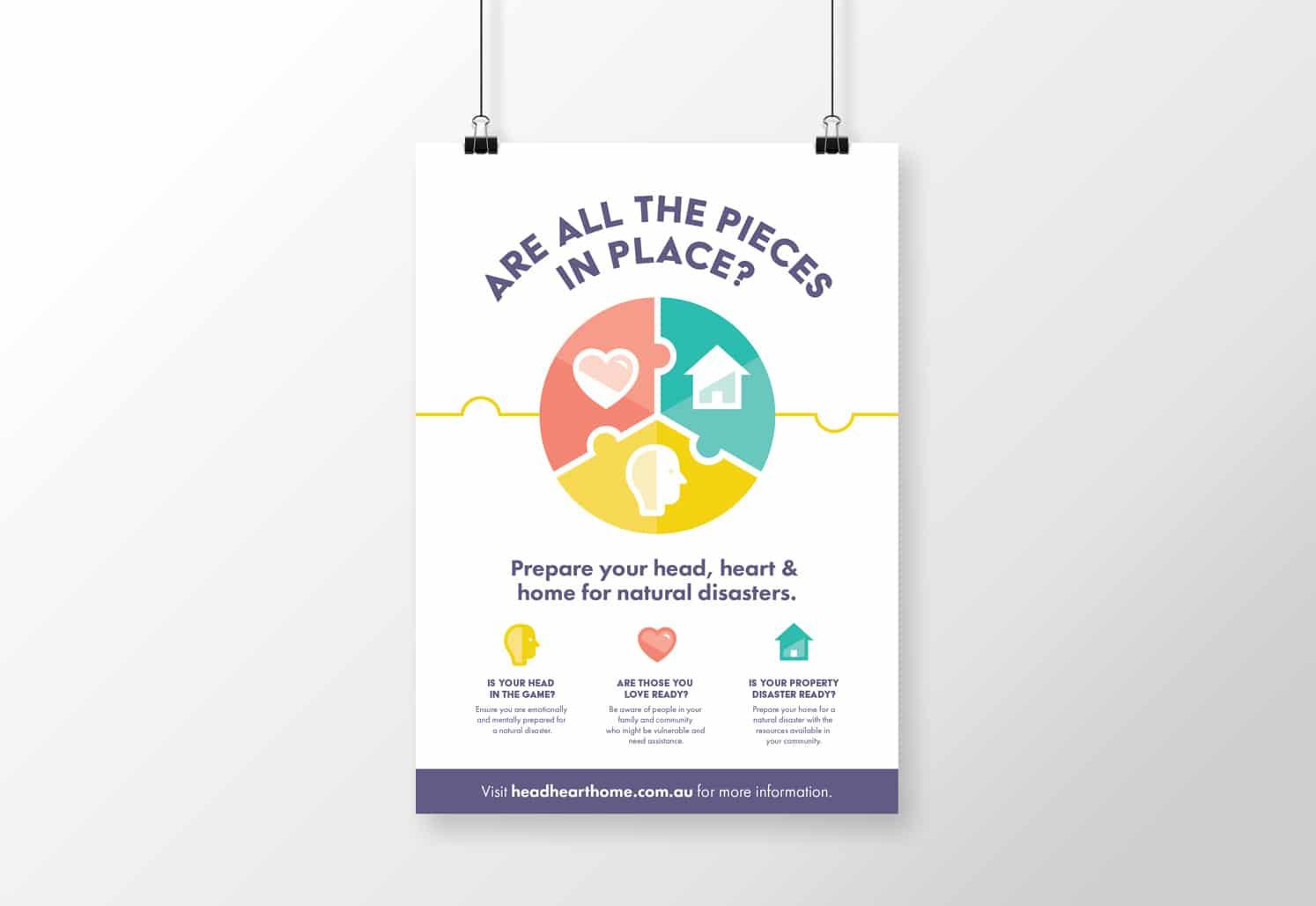 CQU poster design