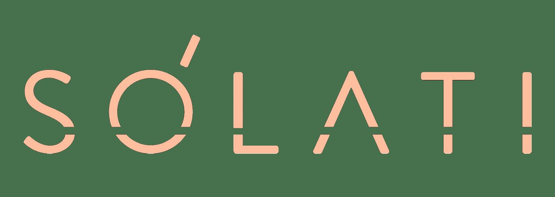 Solati logo branding identity design